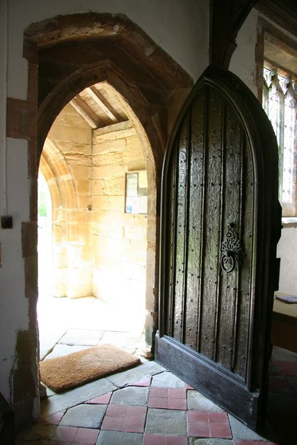 open_door_-_geograph-org-uk_-_798005